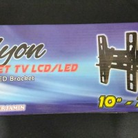 "BRACKET TV 10 - 32 INCH ELYON - 10-32in - 10"" - 32"" TV SAMSUNG Lg"