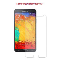 Tempered Glass Samsung Note 3 / Pelindung LCD / Screen Protector