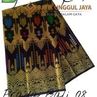 Harga kain batik pekalongan primisima prada bali 08 hitam unggul | Hargalu.com
