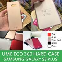 Samsung S8 Plus HardCase UME DELKIN GEA Soft Touch Baby Skin SlimCase