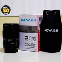 Jual Lensa Laowa 60mm F2,8 Super Macro Lensa 2:1 For Canon Murah