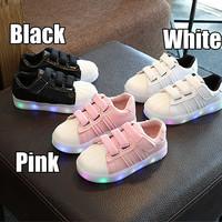 Sepatu Olahraga / Sneakers / Kets Anak Lampu / LED Kennard Sport Shoes