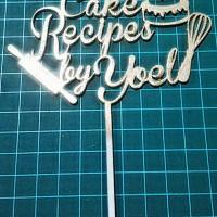 Jual special cake topper custom design 10 cm Murah