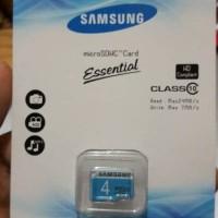 memory micro SD 4GB / SAMSUNG 4 GB / MEMORY HP / MEMORY EXTERNAL