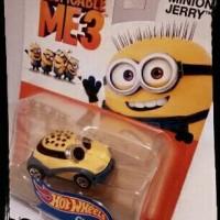 Jual Minion Jerry character cars - Hot Wheels Murah