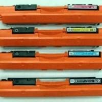 Compatible Toner Cartridge Hp CE310A - CE313A Hp Laserjet Pro CP1025