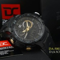 Jual JAM TANGAN PRIA DUALTIME DIGITEC COLLECTION DA5003M ORIGINAL Murah