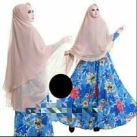 Gamis Syari Ori Sesuai Foto / Realpic Baju Muslim Wanita 28