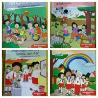 Buku SD Tematik Kelas 1 Tema 5 6 7 8