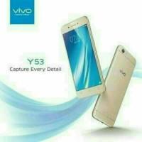 Handphone HP VIVO Y53 RESMI RAM 2GB HITAM/GOLD