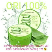Jual Nature Republic Aloe Vera 92% Soothing Gel Murah
