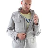 Original Geox Respira Parka Coat Winter Jaket Motor Pria Vespa Murah
