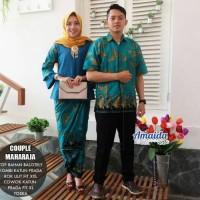 Jual Couple Batik semi kebaya dengan Rok Lilit Eksklusif Murah