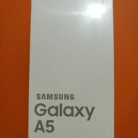 SAMSUNG A5 2017 A520 A57 black gold pink GARANSI RESMI SEIN 1 TAHUN