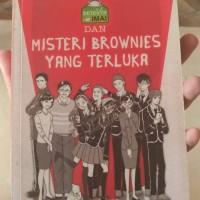 Jual Jual Novel - Detektif Imai dan Misteri Brownies Yang Terluka Murah