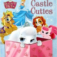 Disney Palace Pets Guess Who, Castle Cuties - Lift the Flap Board Book