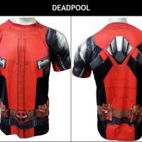 Jual T-Shirt / Kaos Deadpool | Wade Wilson Murah