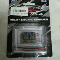 AULDEY RELAY & BOARD UPGRADE RACE TIN GEN 4