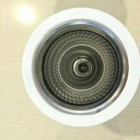 "Kap Fitting Downlight 5 inchi 5"" inch Inci White Putih Rumah Lampu"
