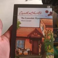 Jual Jual Novel - Misteri Listerdale by Agatha Christie Murah