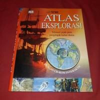 Jual Atlas Eksplorasi - Telusuri Jejak Para Penjelajah hebat Dunia Murah