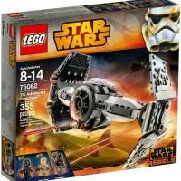 Jual LEGO 75082 STAR WARS TIE ADVANCE PROTOTYPE Murah