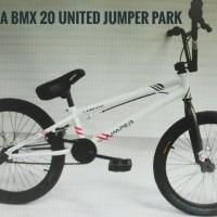 SEPEDA BMX 20 UNITED JUMPER PARK