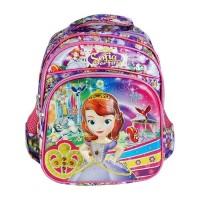 TD Tas Ransel Anak Karakter Sophia Purple Import / Backpack Punggung
