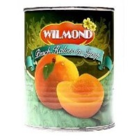 Buah Kaleng Peach Wilmond