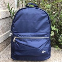 Lacoste/Lacoste French Crocodile Genuine Men's Backpack Bag