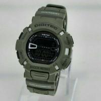 Jual Jam tangan Digitec 0533 + box Murah