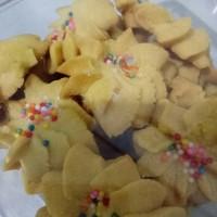 Jual Cookies Mawar pelangi Murah