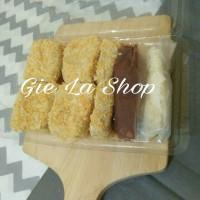 Jual Nugget Pisang / isi 12 potong / tanpa toping /frozen food Murah