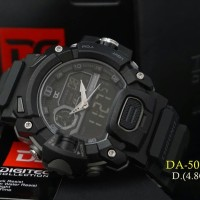 Jual JAM TANGAN PRIA DUALTIME DIGITEC COLLECTION DA5004M ORIGINAL Murah