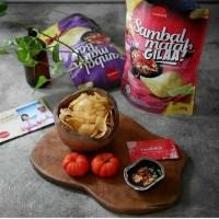 Jual Keripik Singkong RasaLokal Bali Glen Alinskie dan Chelsea Olivia Murah