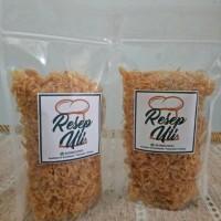 Jual Bawang Goreng Resep Uti- Bawang Merah Goreng Gurih - Camilan (100gr) Murah