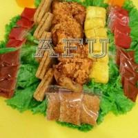 Jual Ayam Goreng Kremes Madu Siap Di Makan Murah