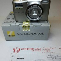 Nikon COOLPIX A10 resmi Alta Nikindo KAMERA DIGITAL AA Battery