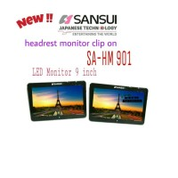 Harga 9 Inch Headrest Monitor Travelbon.com