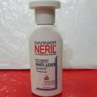 Shampo Garnier Neril Hair Treatmen Anti Loss Guard 100ml-Shampo Rontok