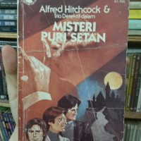 Jual Alfred Hitchcock & Trio Detektif : Misteri Puri Setan Murah
