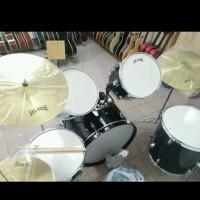 drum axl rose full set bukan mapex pearl atau sonor
