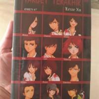 Jual Novel - Omen 7 Target Terakhir by Lexie Xu