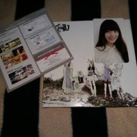 Fullset Fx album Electric Shock + Suli Photocard