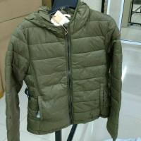 Jual winter coat women pull&bear / jaket musim dingin wanita Murah