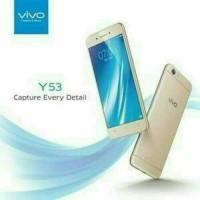 Handphone HP VIVO Y53 RESMI RAM 2GB HITAM / GOLD