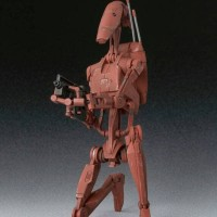 Jual PROMO! SHF Star Wars Battle Droid Geonosis Color ORI BIB Perfect Murah