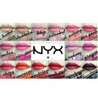 Jual NYX Soft Matte Lip Cream 100% ORIGINAL Murah
