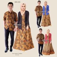 Batik Couple Rok n Blus Untuk Kondangan