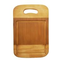 Tumpu |talenan nampan kayu dapur papan alas potong interior unik bagus